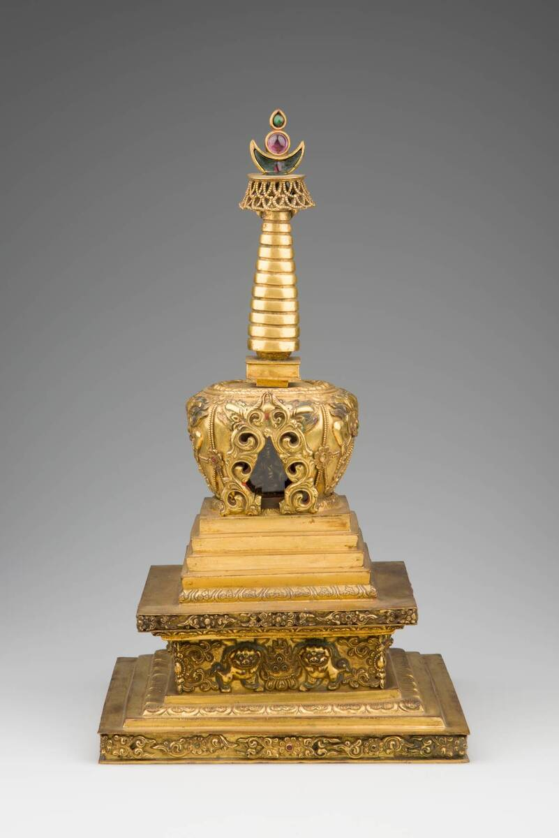 Stupa von Anonym