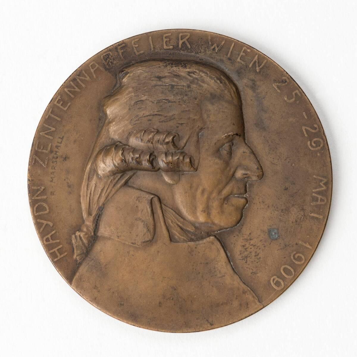 100. Todestag von Joseph Haydn von Marschall, Rudolf