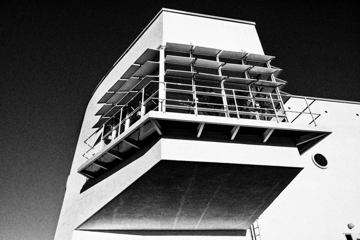 Gustav Peichl. 15 Bauten zum 90sten Nr. 12 / Phosphateliminationsanlage, Berlin von Sieverding, Pola