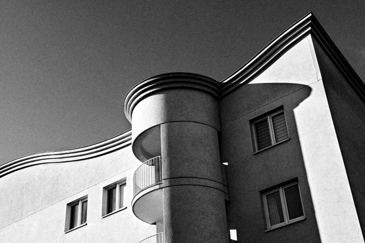 Gustav Peichl. 15 Bauten zum 90sten Nr. 14 / Landvillen Wienerberg, Wien von Sieverding, Pola
