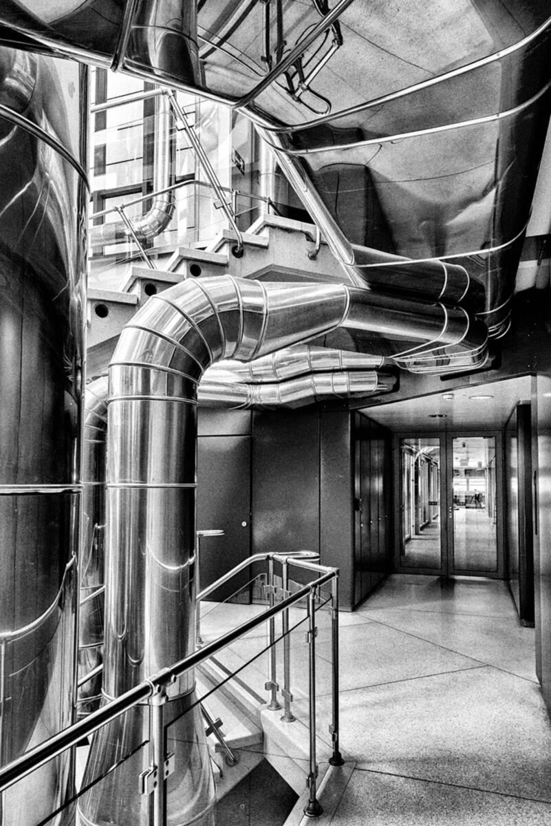 Gustav Peichl. 15 Bauten zum 90sten Nr. 8 / ORF-Landesstudio, Dornbirn von Sieverding, Pola