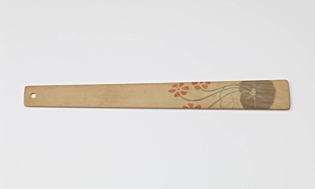Papiermesser von Benirschke, Max