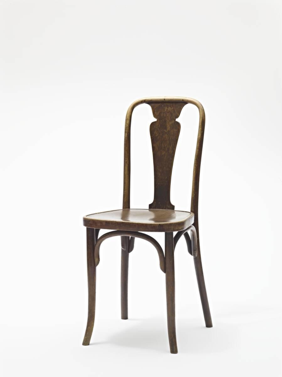 Sessel Modell Nr. 395 von Gebrüder Thonet