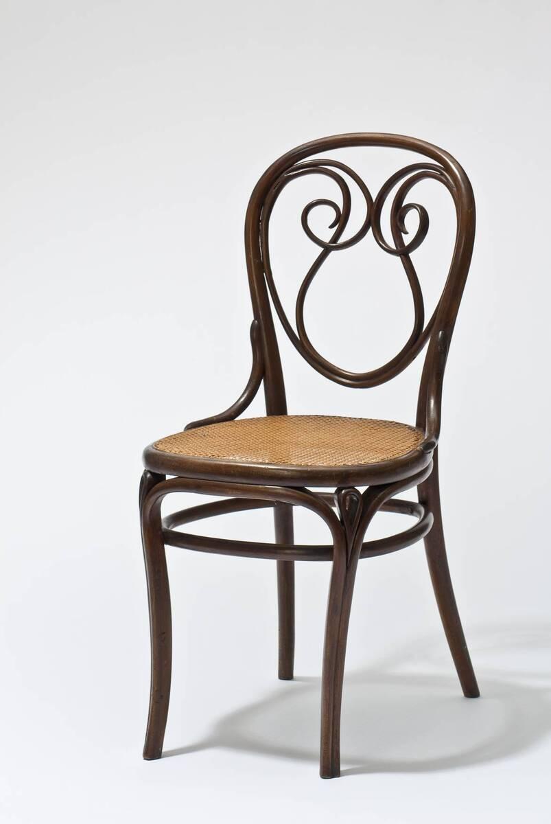Sessel Modell Nr. 13 (Modellnummer) von Gebrüder Thonet