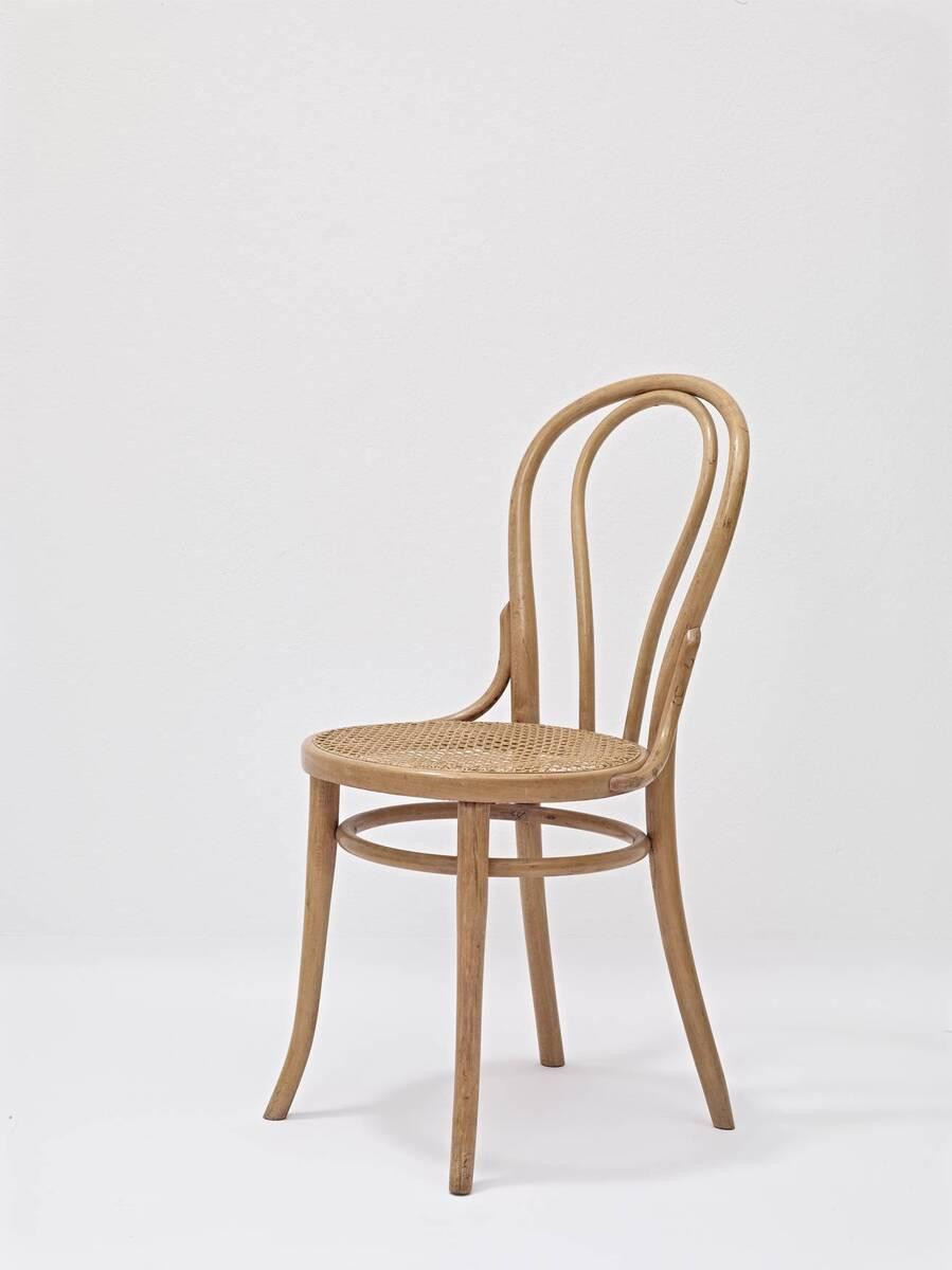 Sessel Modell Nr. 18 von Gebrüder Thonet