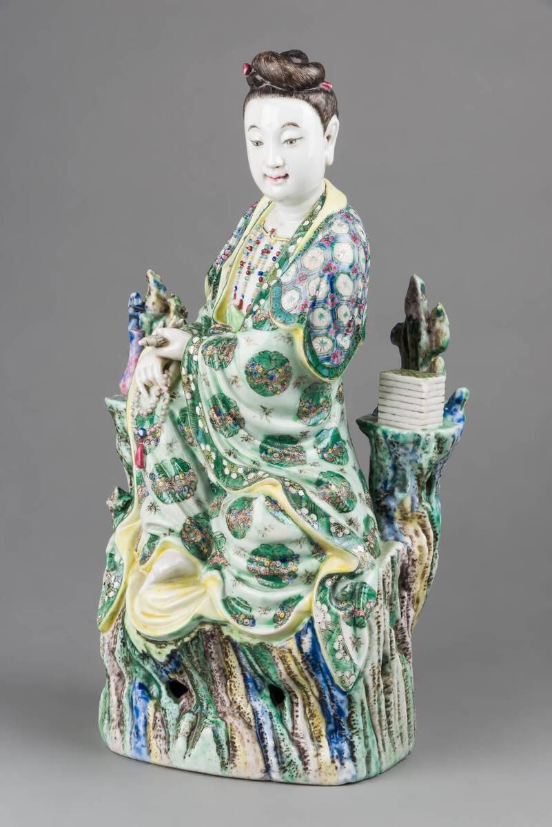 Bodhisattva Avalokiteshvara (観音, Guanyin, Kannon) von Anonym