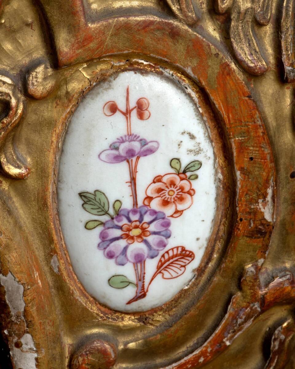Oval klein von Kaiserliche Porzellanmanufaktur Wien