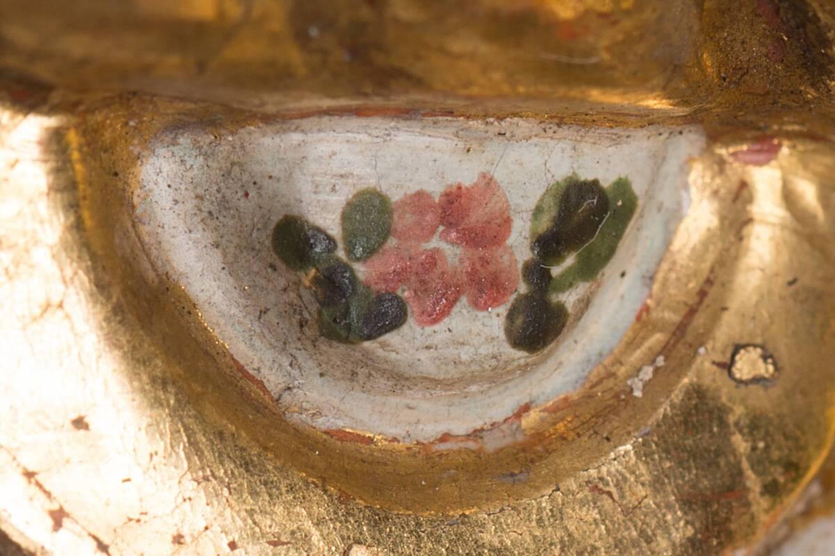 Halbkreis von Kaiserliche Porzellanmanufaktur Wien
