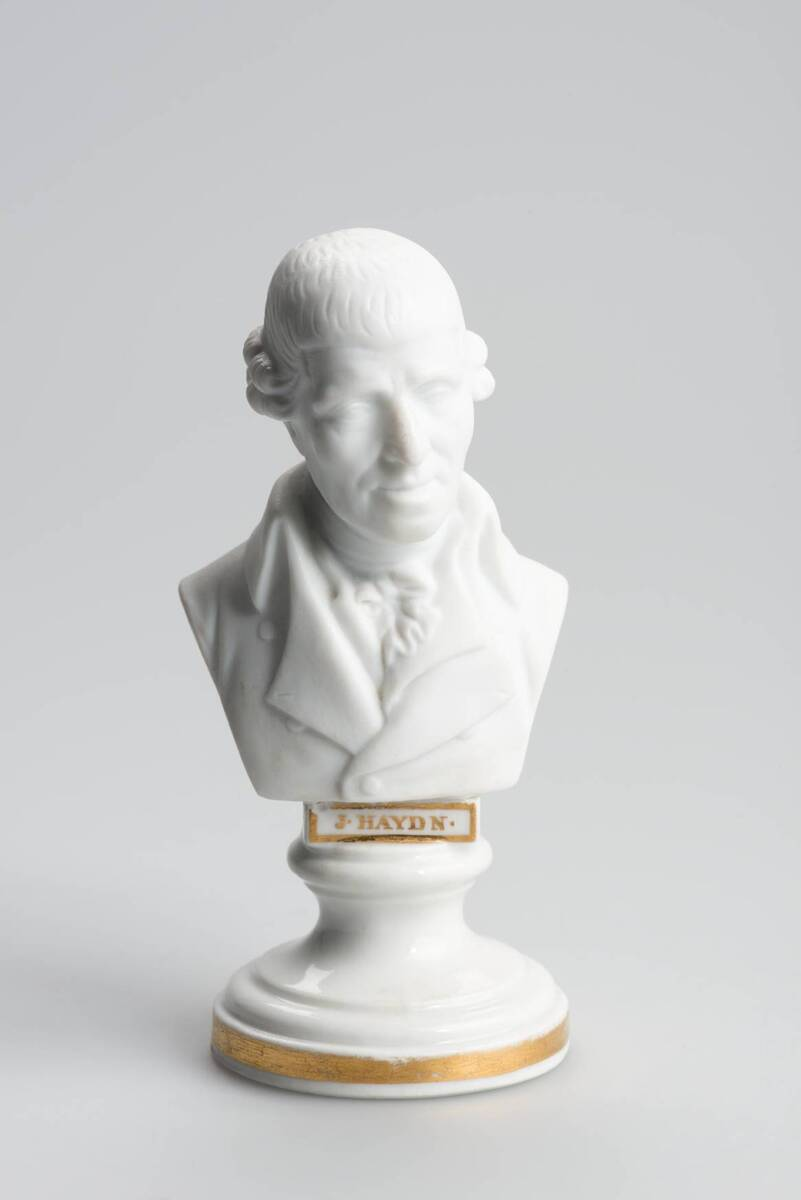 Joseph Haydn von Kaiserliche Porzellanmanufaktur Wien