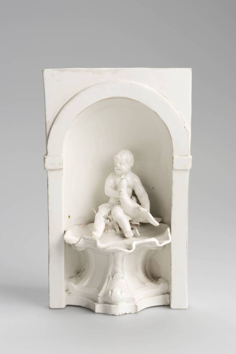 Modell von Kaiserliche Porzellanmanufaktur Wien