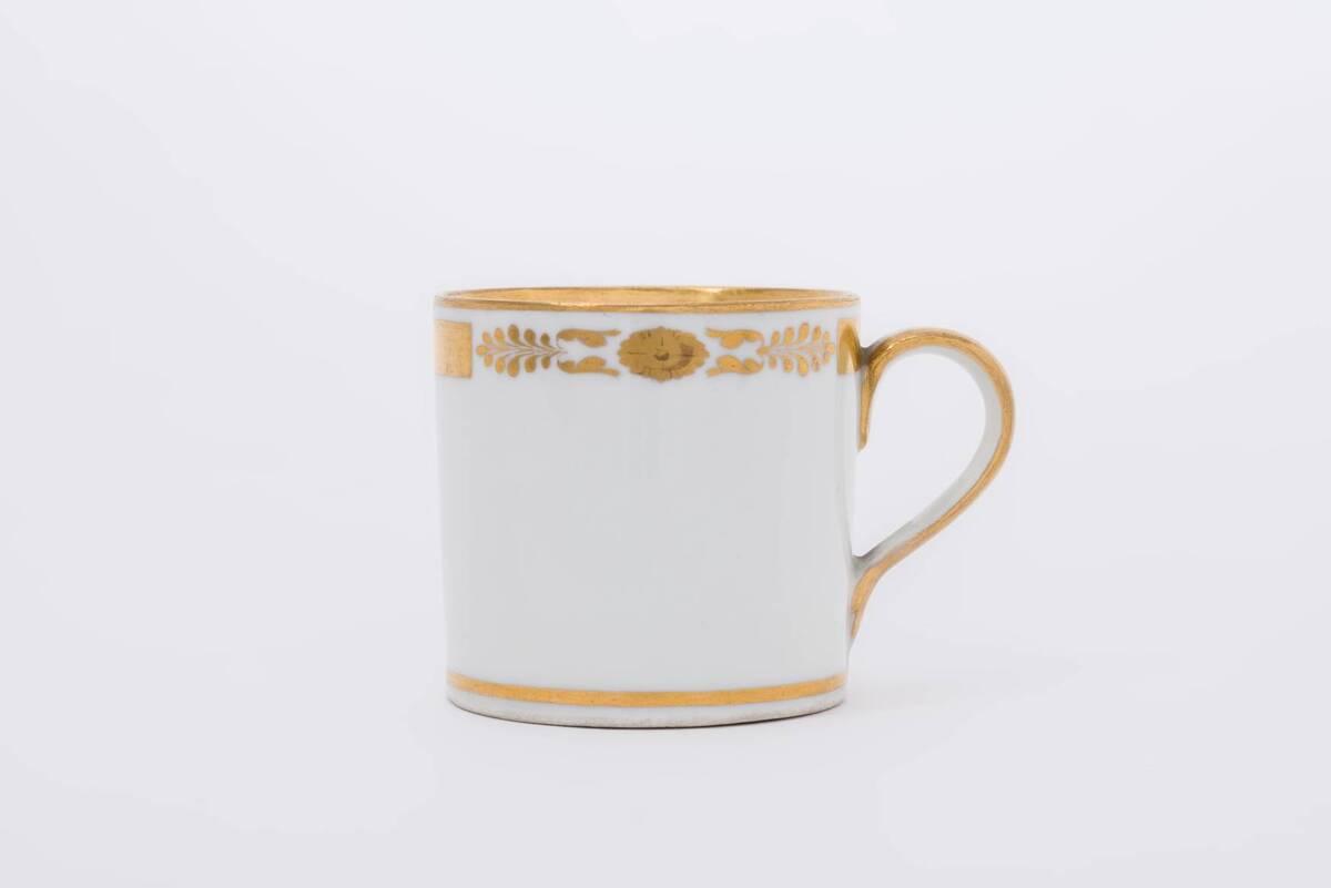 Tasse von Kaiserliche Porzellanmanufaktur Wien