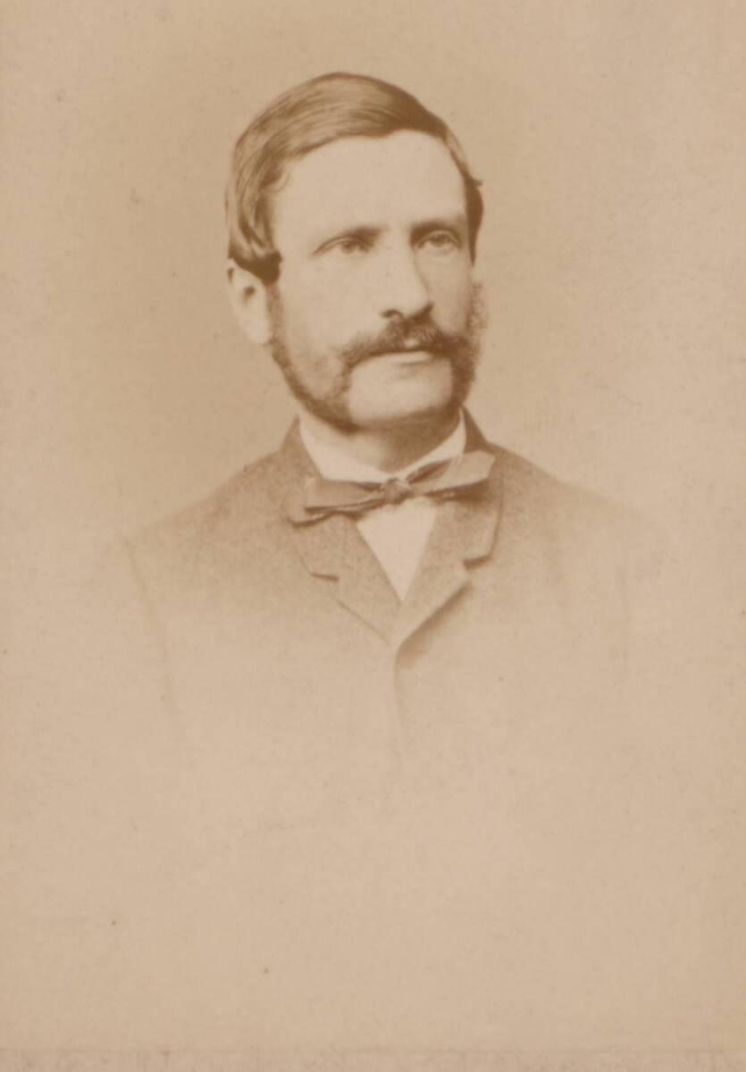 Porträt eines anonymen Mannes (vom Bearbeiter vergebener Titel) von Rabending und Monckhoven