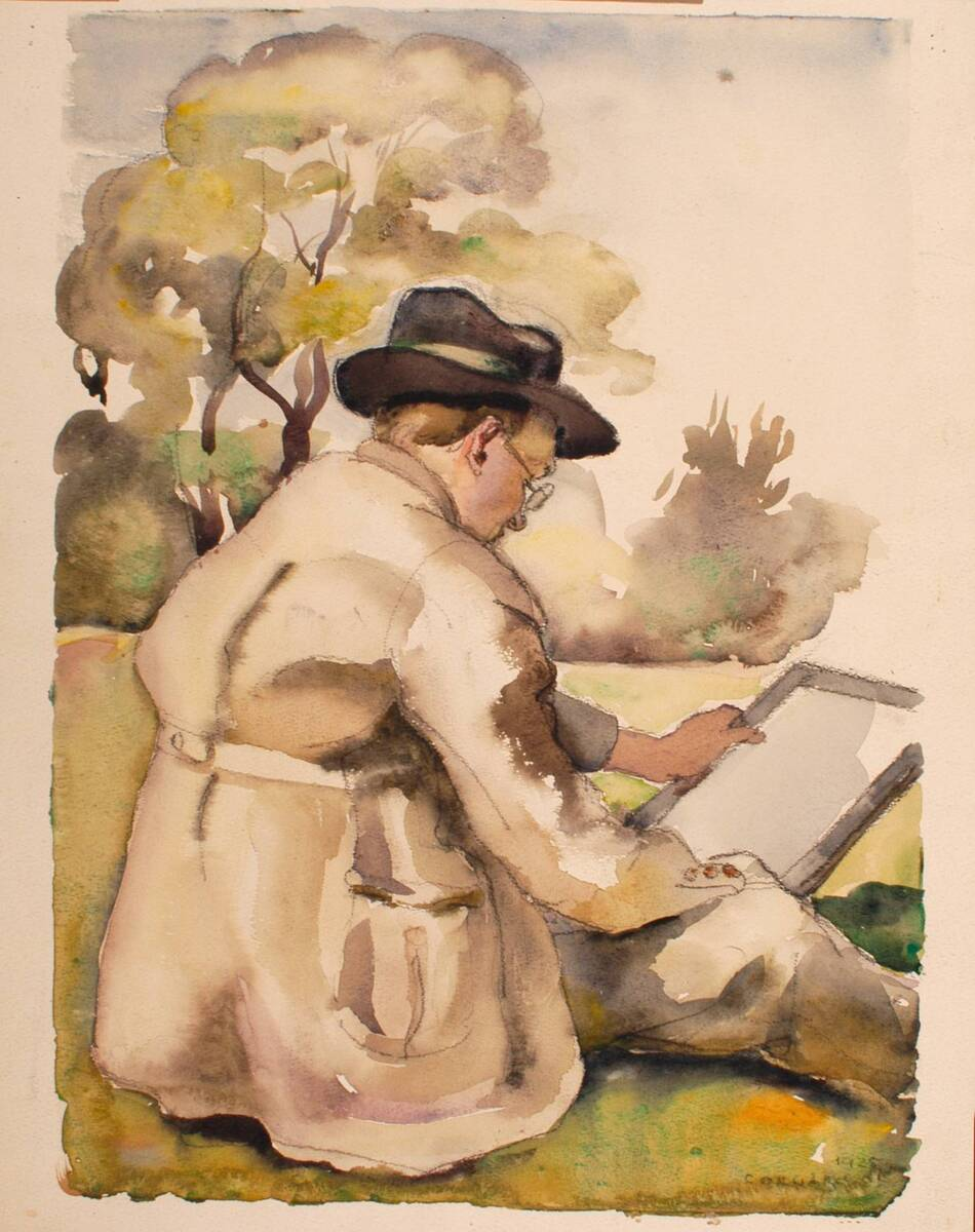 Portrait Joseph Binder (vom Bearbeiter vergebener Titel) von Cornaro, Hans