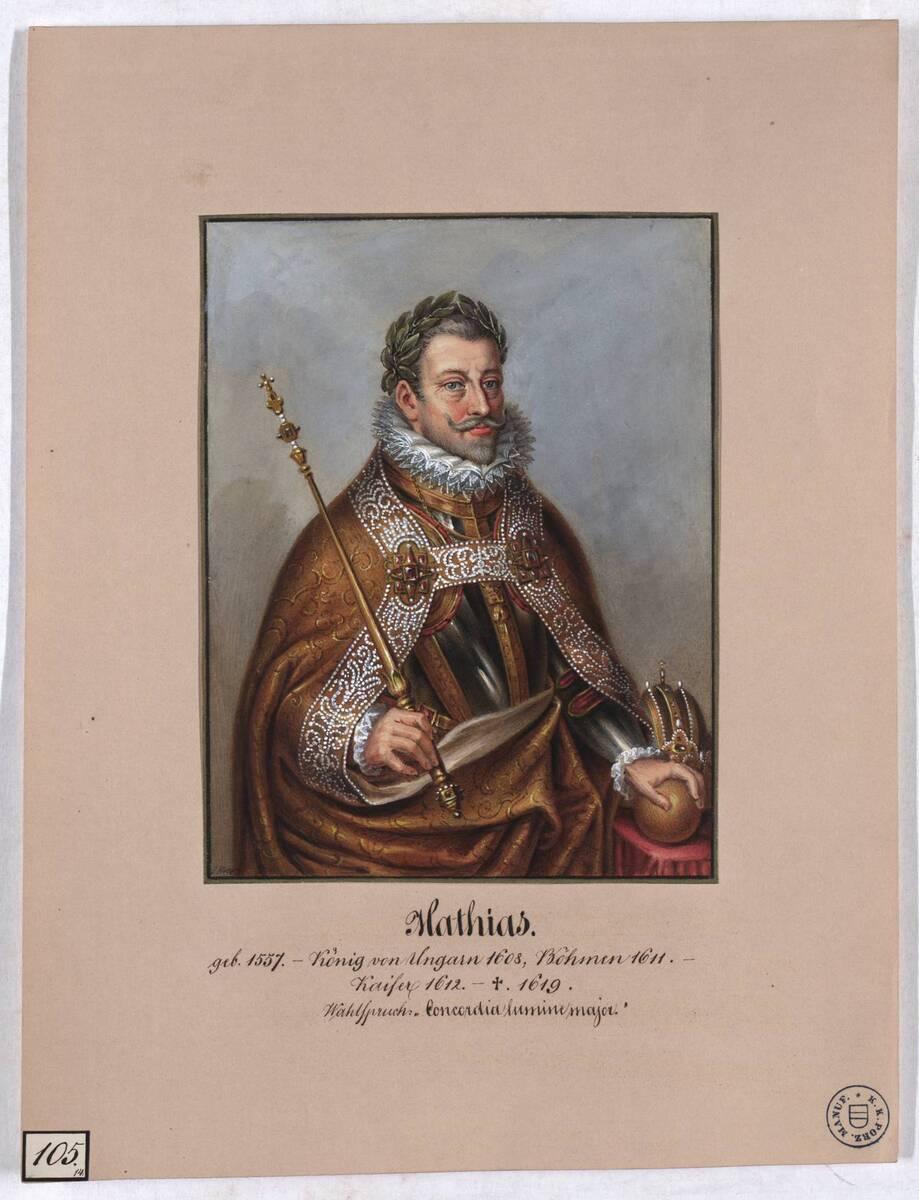 Mathias (Originaltitel) von Herr, Laurenz / Lorenz