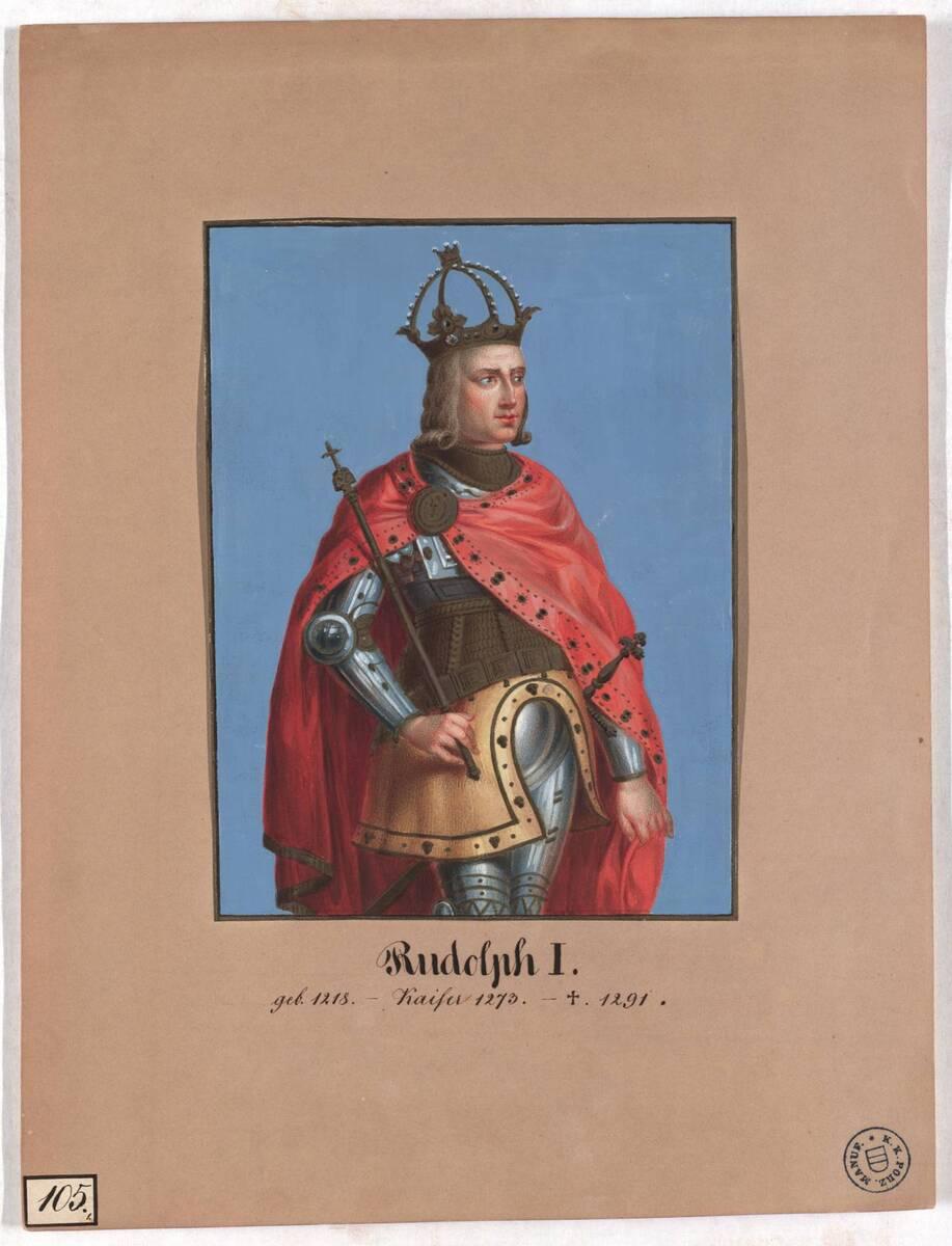 Rudolph I. (Originaltitel) von Herr, Laurenz / Lorenz