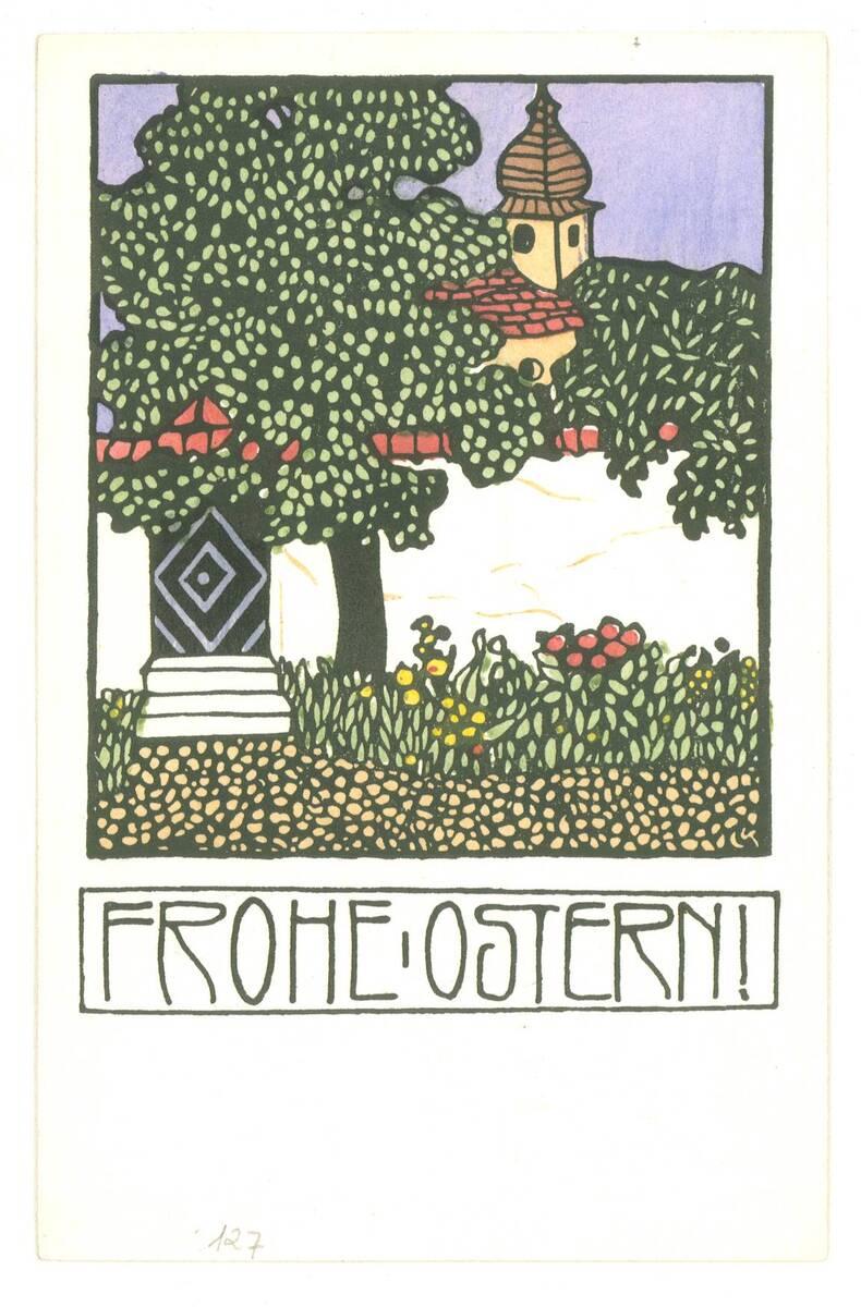 Postkarte Nr. 193 von Anonym