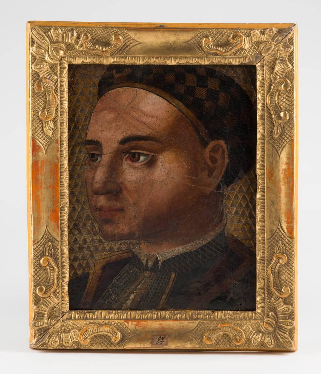 Porträt von Anonym