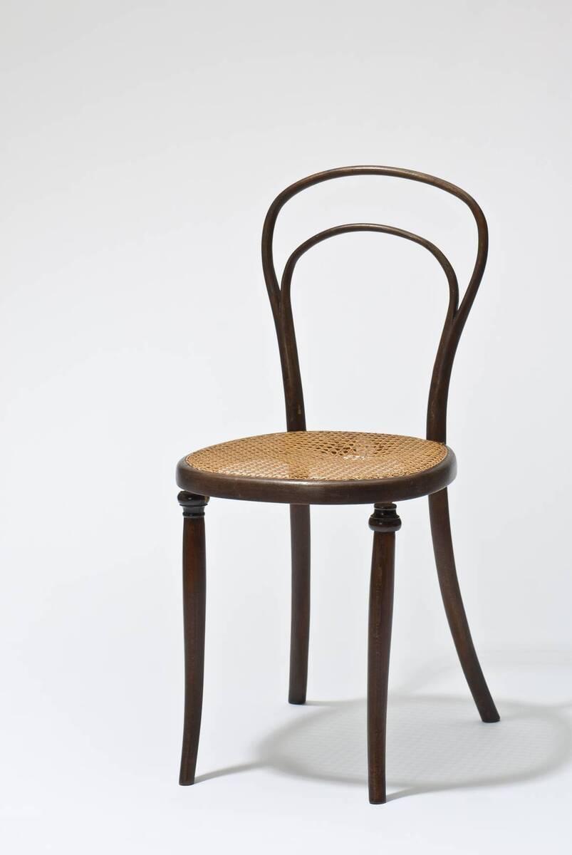 Sessel Modell Nr. 8 (Modellnummer) von Gebrüder Thonet