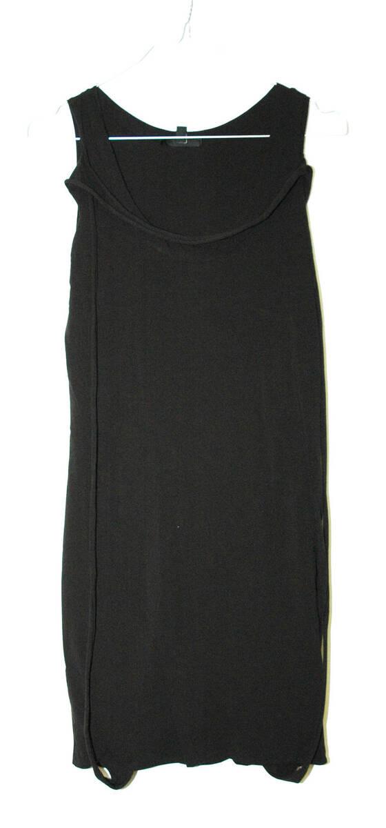 Damenkleid - schwarz (deskriptiver Titel) von Lang, Helmut