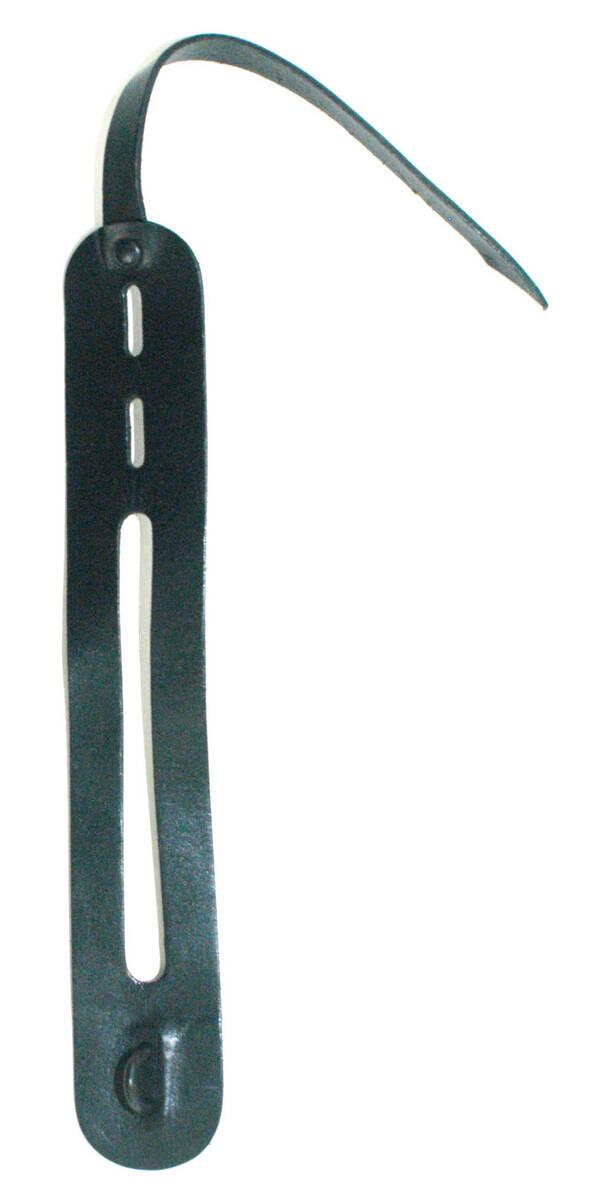 Armband - schwarz von Lang, Helmut