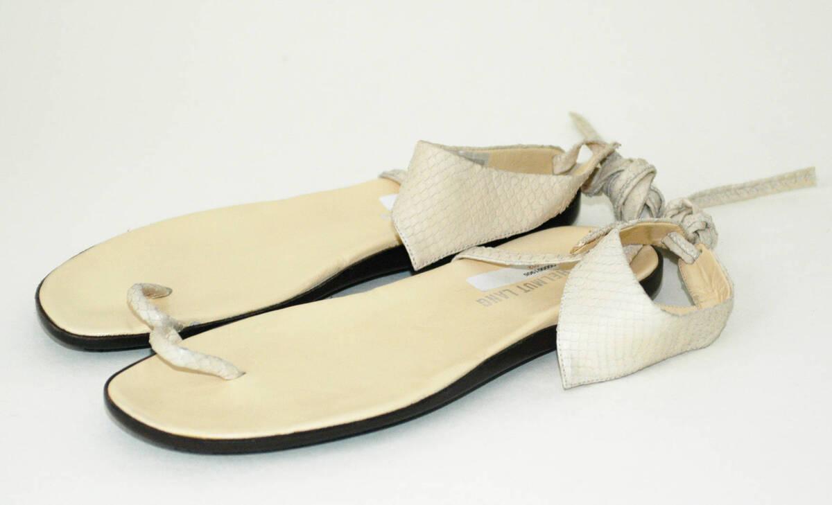 Sandale - beige (deskriptiver Titel) von Lang, Helmut