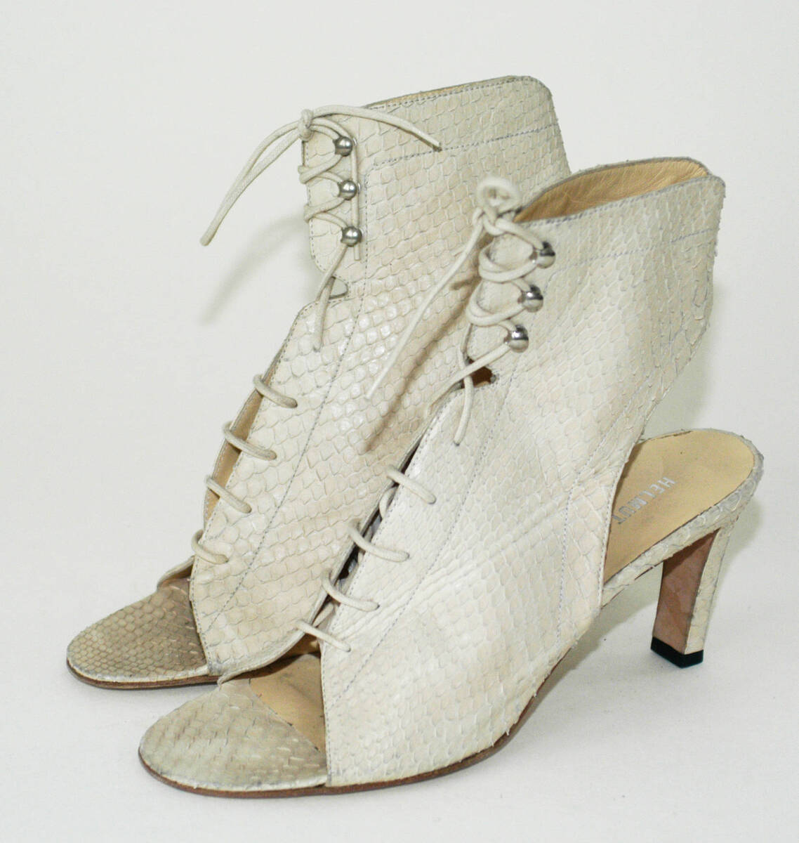 Sandalette (Paar) - beige (deskriptiver Titel) von Lang, Helmut