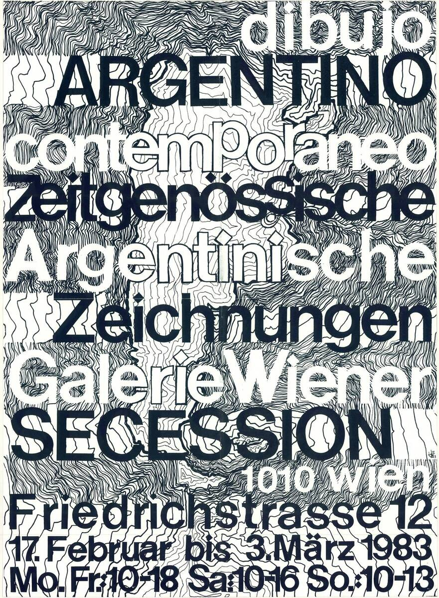Zeitgenössische Argentinische Zeichnungen (Kurztitel) von Anonym