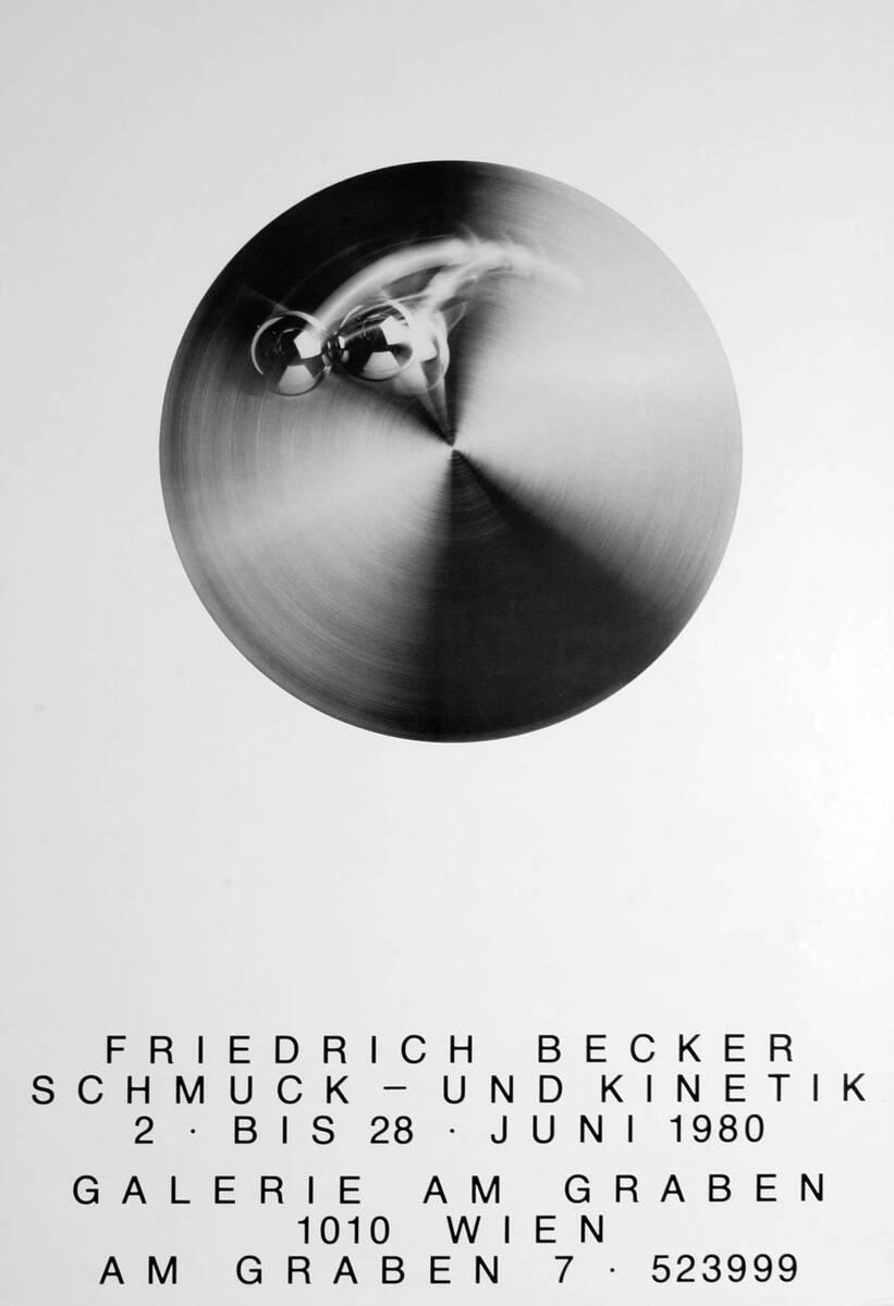 Schmuck und Kinetik (Kurztitel) von Anonym
