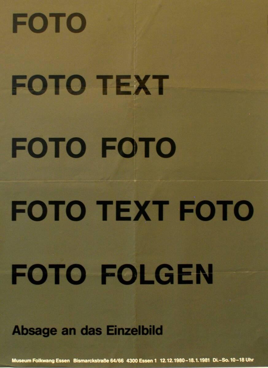 Foto, Foto Text, Foto Foto, Foto Text Foto, Foto Folgen (Kurztitel) von Anonym