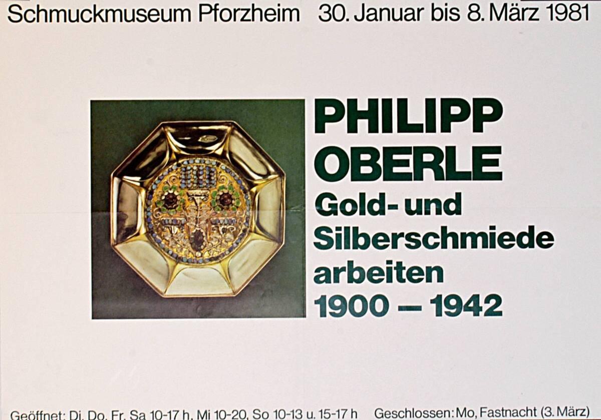 Philipp Oberle (Kurztitel) von Anonym