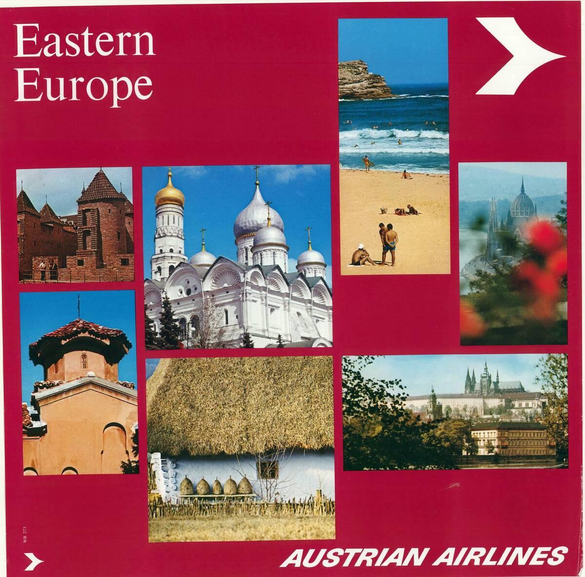 Eastern Europe. (Kurztitel) von Anonym
