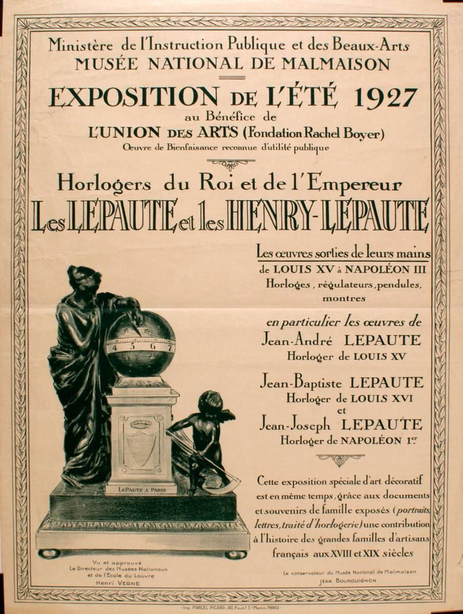 Exposition de l' Été 1927 (Kurztitel) von Anonym