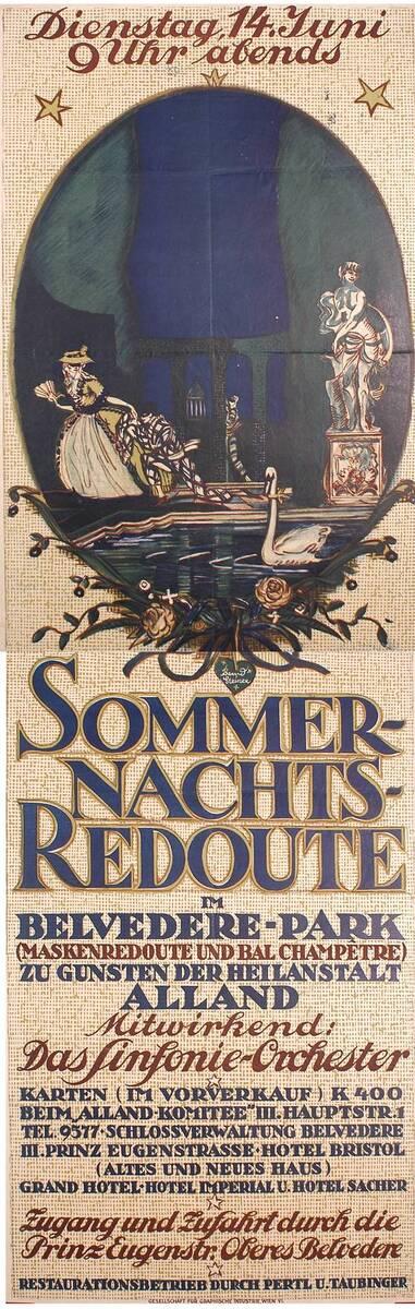 Sommernachtsredoute (Kurztitel) von Steiner, Bernd