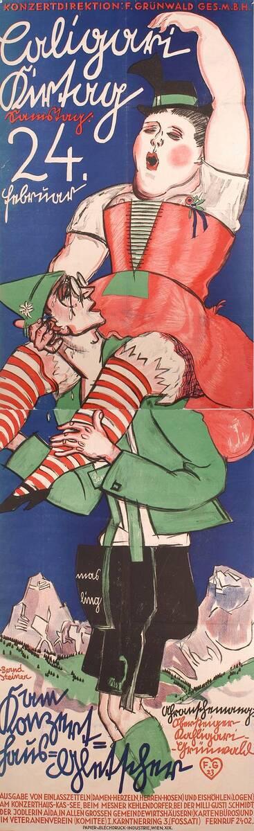 Caligari-Kirtag (Kurztitel) von Steiner, Bernd