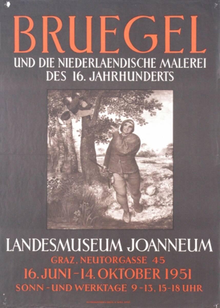 Bruegel und die niederländische Malerei von Anonym