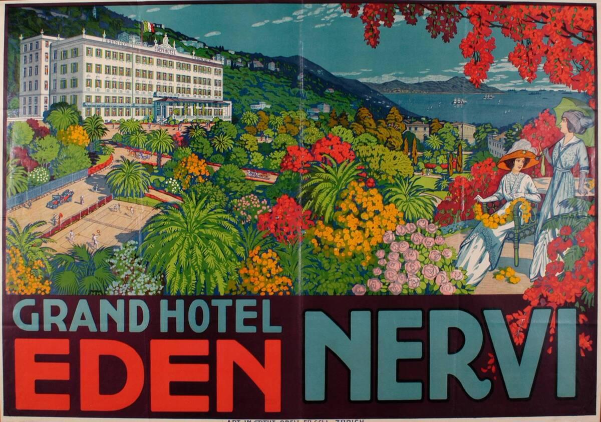 Grand Hotel Eden Nervi (Kurztitel) von Anonym