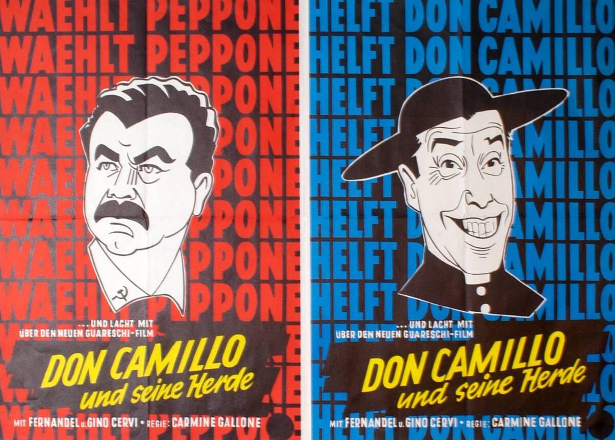 Don Camillo und seine Herde (Kurztitel) von Anonym