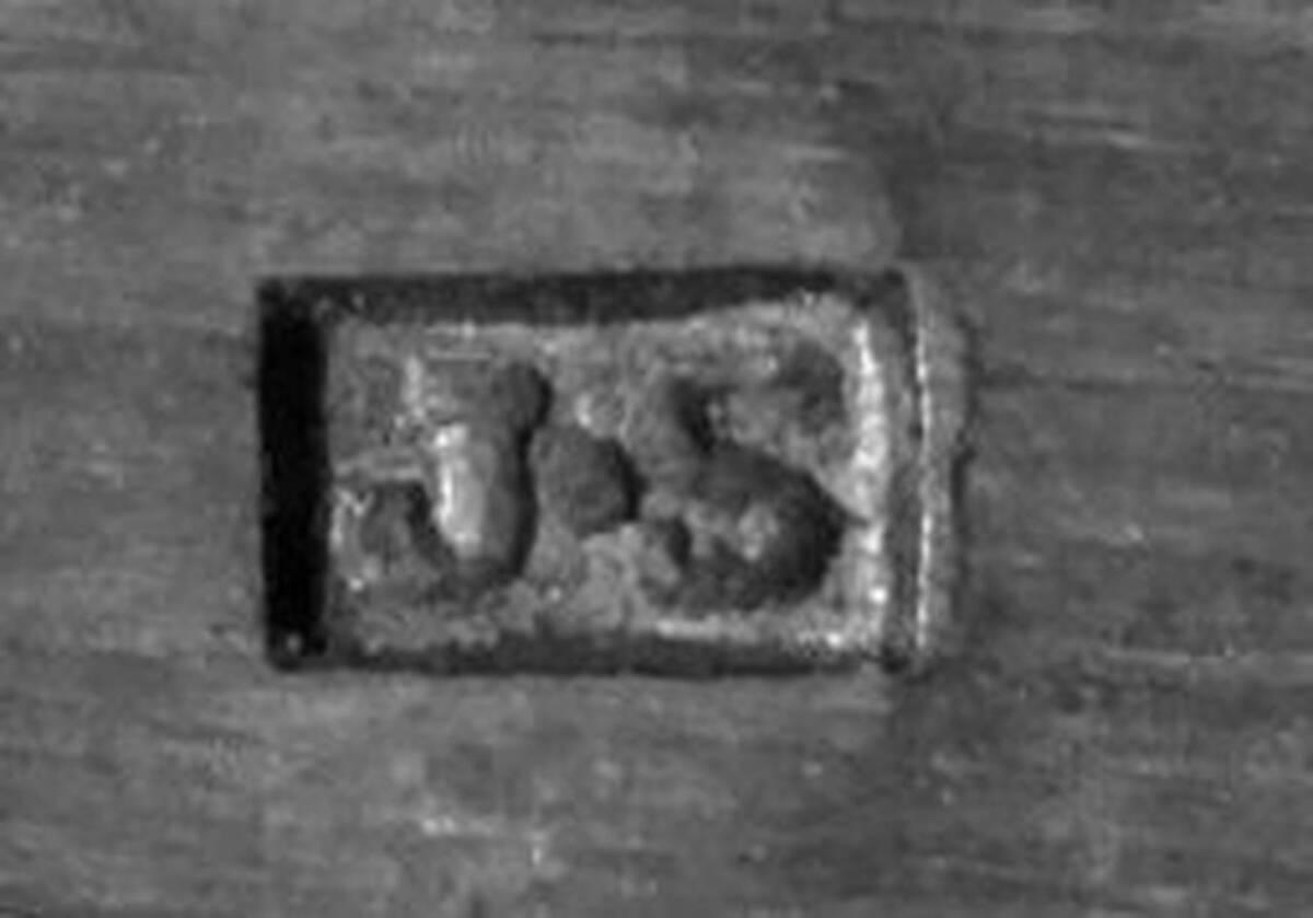 Digitales Foto einer Punze von Szombathy, Josef