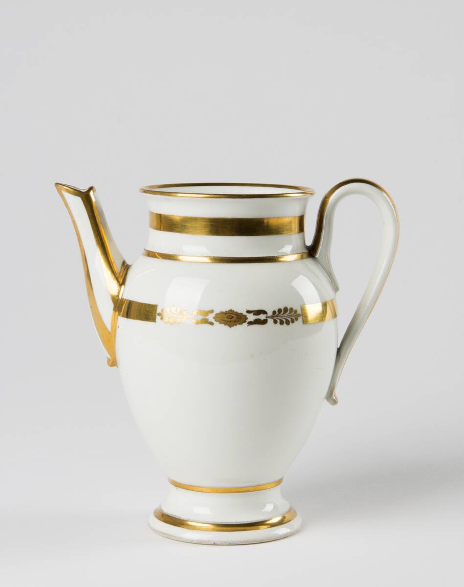 Kanne von Kaiserliche Porzellanmanufaktur Wien