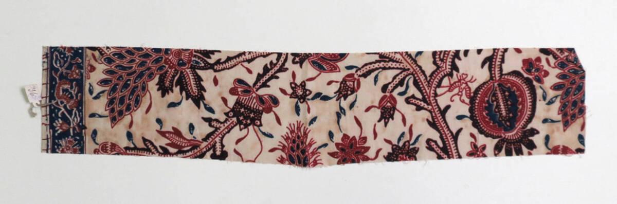 Batik Imitation aus Belgien von Société anonyme 'Texas'