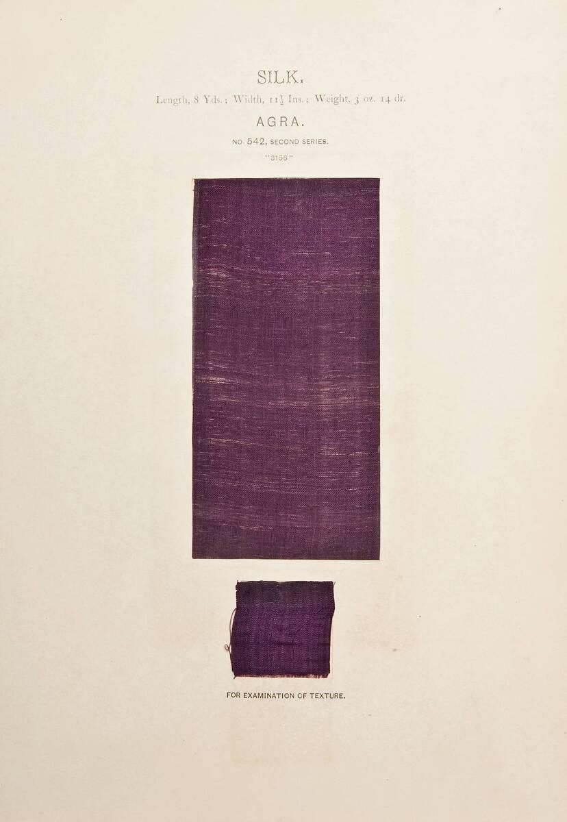 Silk., No. 542 (Originaltitel) von Anonym
