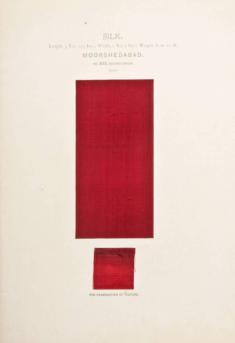 Silk., No. 533 (Originaltitel) von Anonym