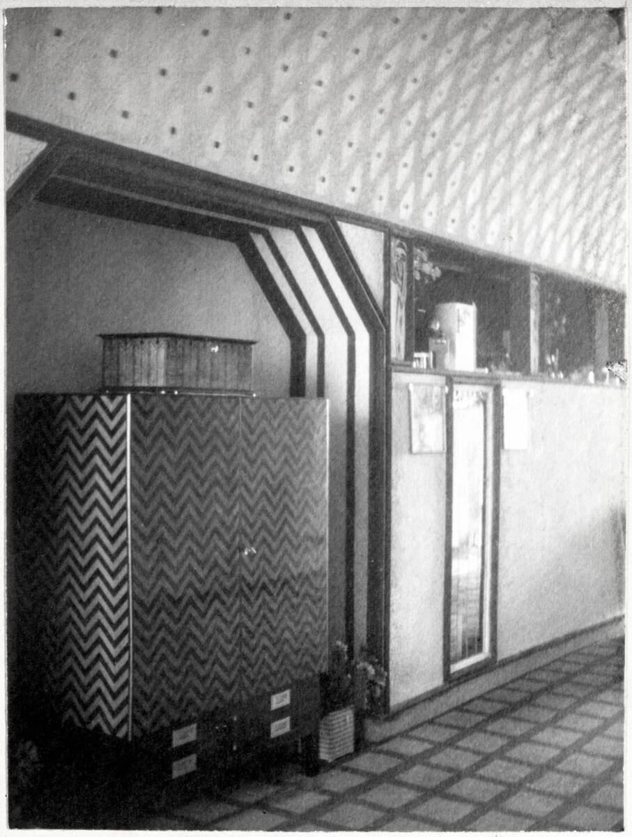 Sonderausstellung der Wiener Werkstätte, Hohenzollern-Kunstgewerbehaus Berlin, Herbst 1904 von Anonym
