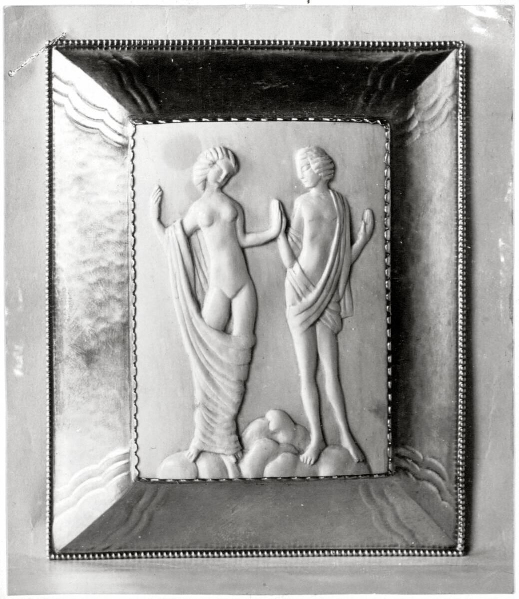 """""""Silberdose"""" von Rottenberg, Ena"""