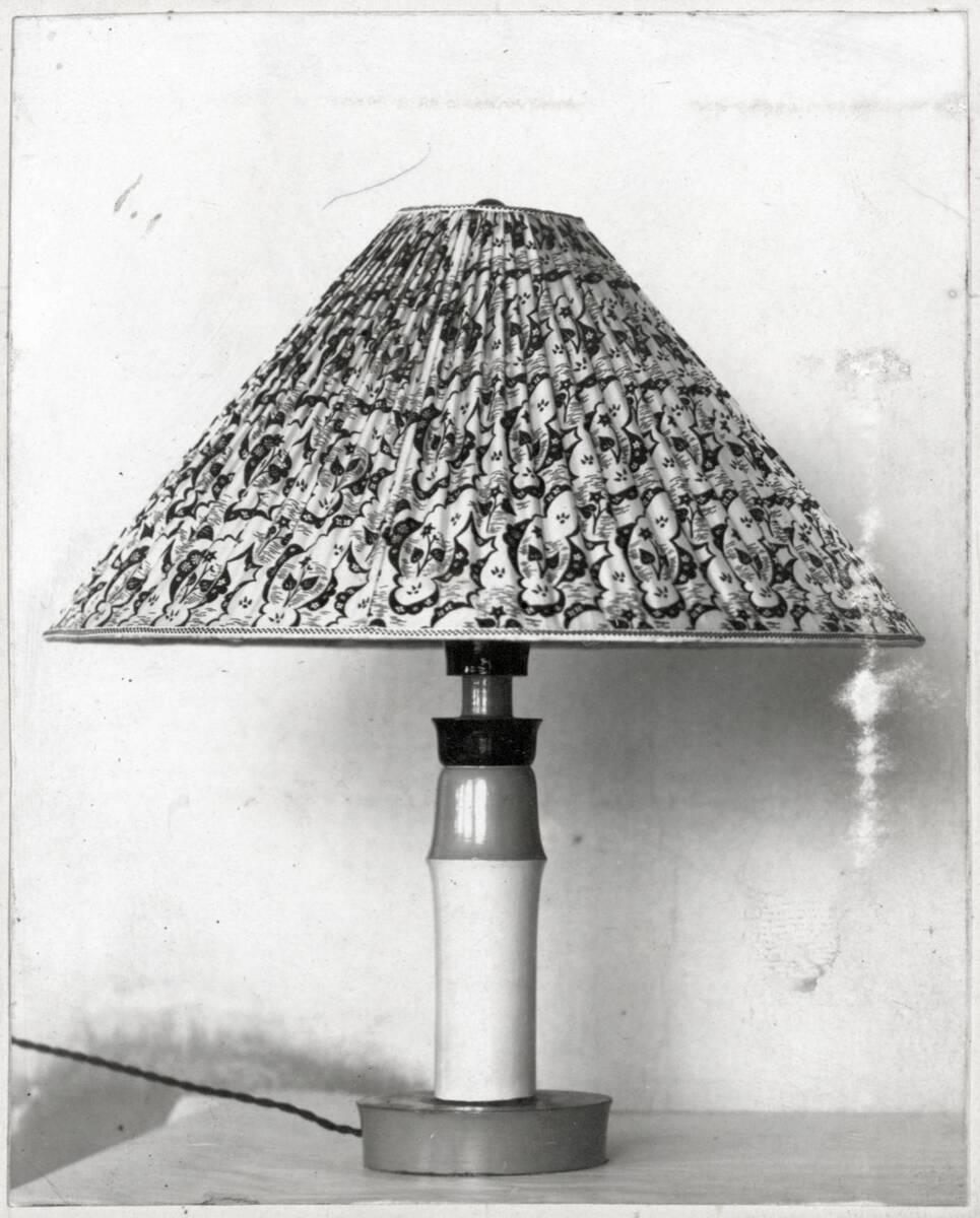 """""""Stehlampe 2-flammig"""" von Hoffmann, Josef"""