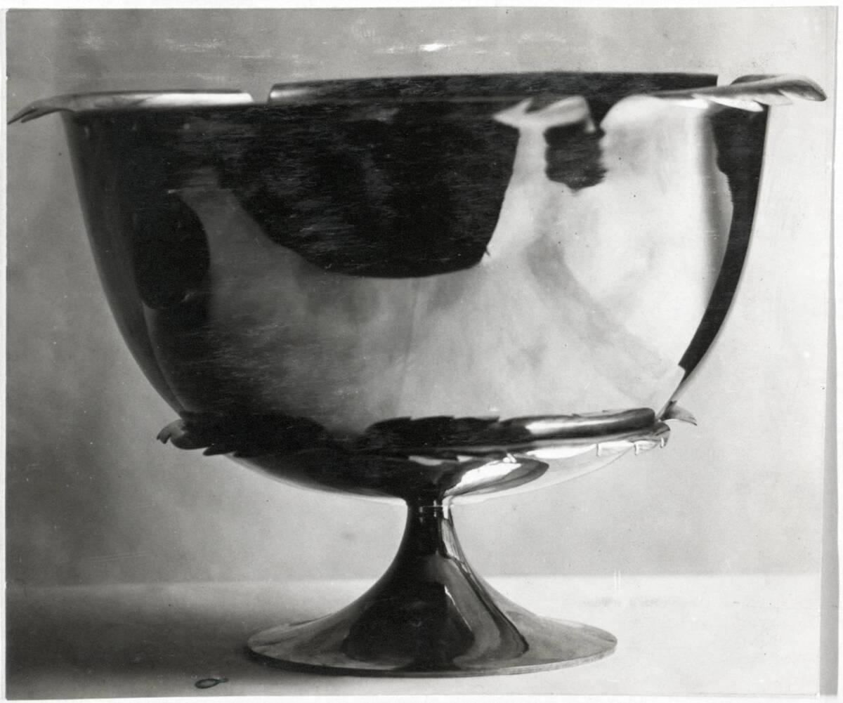 """""""Vase"""" Aufsatz von Peche, Dagobert"""