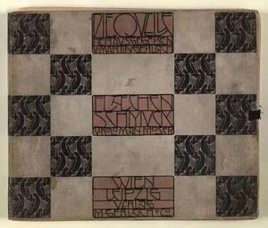 III. Flächenschmuck von Koloman Moser (Originaltitel) von Moser, Koloman