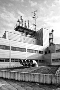 Gustav Peichl. 15 Bauten zum 90sten Nr. 10 / ORF-Landesstudio, Dornbirn von Sieverding, Pola