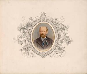 Portrait Wilhelm von Lucams von Venesz, József