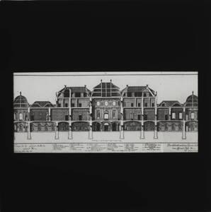 Schloss Belvedere (vom Bearbeiter vergebener Titel) von Kleiner, Salomon
